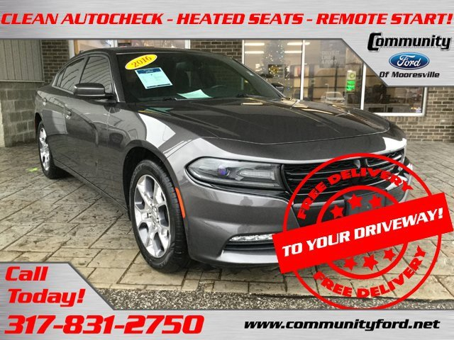 Used 2016 Dodge Charger in Bloomington, IN