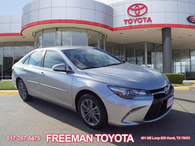 Used 2017 Toyota Camry in Hurst, TX