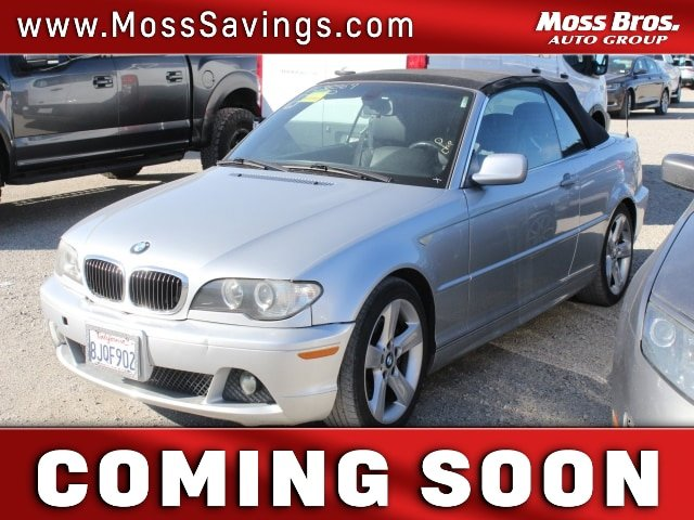 2005 BMW 3 Series 325Ci 325Ci 2dr Convertible Gas 6-Cyl 2.5L/152 [0]