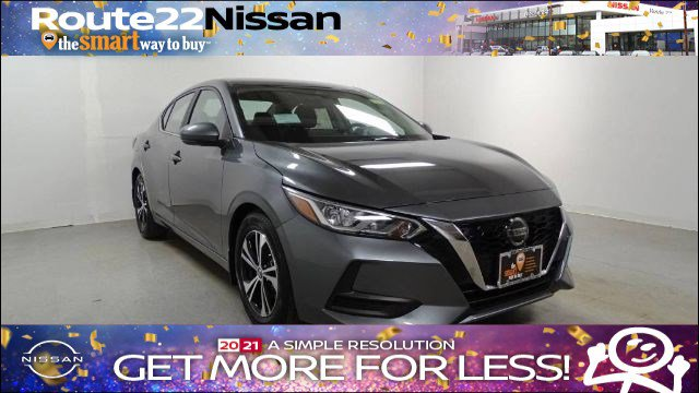 2020 Nissan Sentra SV SV CVT Regular Unleaded I-4 2.0 L/122 [8]