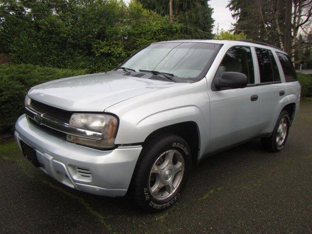 Used 2008 Chevrolet TrailBlazer 4WD 4dr Fleet w-1FL