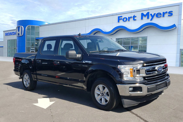 Used 2019 Ford F-150 in Fort Myers, FL
