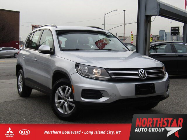 Used 2017 Volkswagen Tiguan Limited in Long Island City, NY