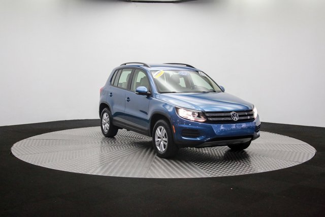 2017 Volkswagen Tiguan for sale 121578 45