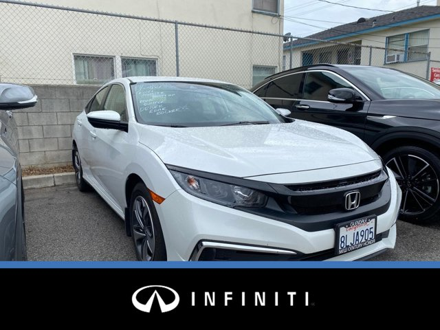 2019 Honda Civic Sedan LX LX CVT Regular Unleaded I-4 2.0 L/122 [4]