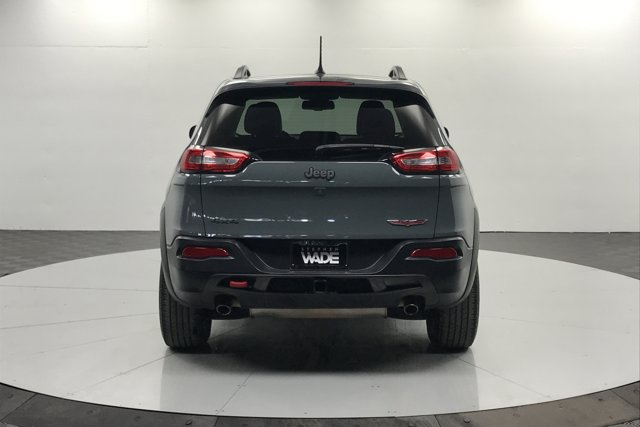 Used 2014 Jeep Cherokee Trailhawk
