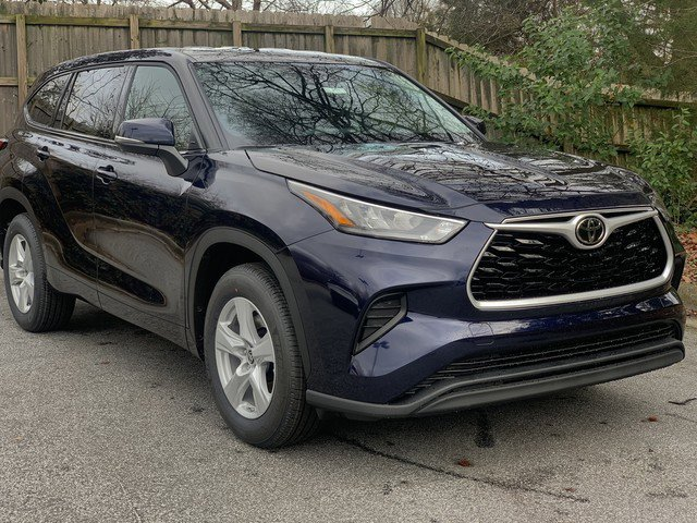 New 2020 Toyota Highlander in High Point, NC