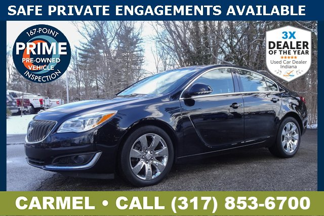 Used 2017 Buick Regal in Indianapolis, IN