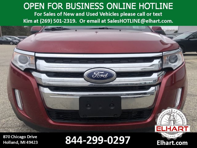 Used 2014 Ford Edge in Holland, MI