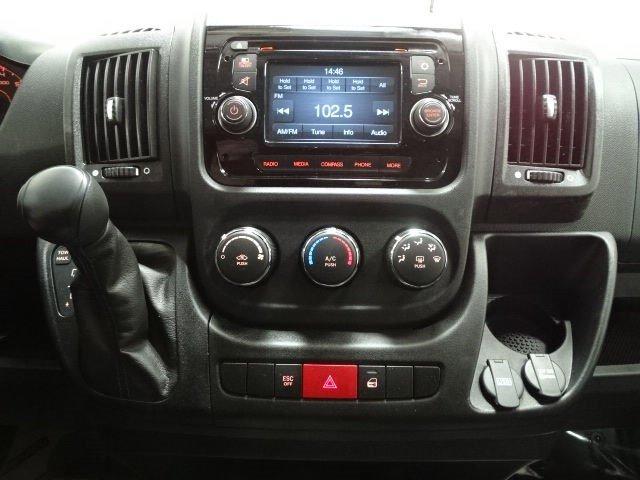 2017 RAM ProMaster 1500 Low Roof-136 Wheelbase
