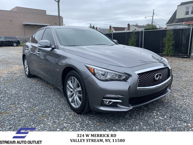Used 2015 INFINITI Q50 in Valley Stream, NY