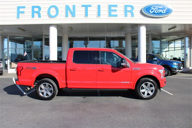 Used 2019 Ford F-150 in Anacortes, WA