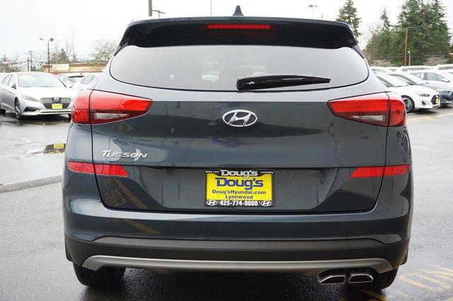 New 2019 Hyundai Tucson SEL FWD ULEV