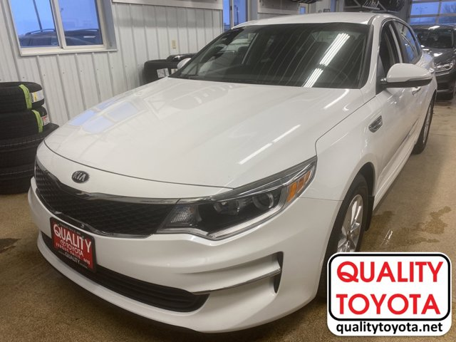 Used 2017 KIA Optima in ,
