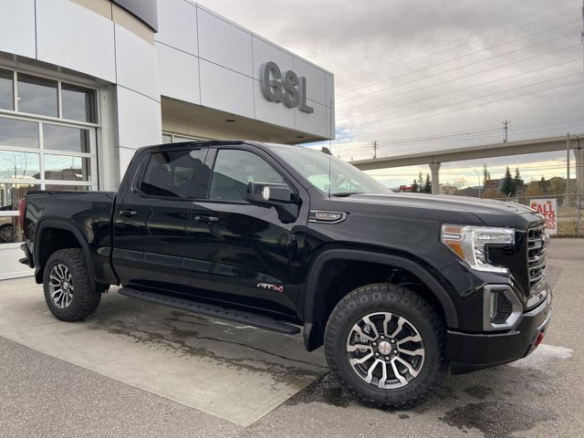 2021 GMC Sierra 1500 AT4 4WD Crew Cab 147 Inch AT4 8 Cylinder Engine [18]