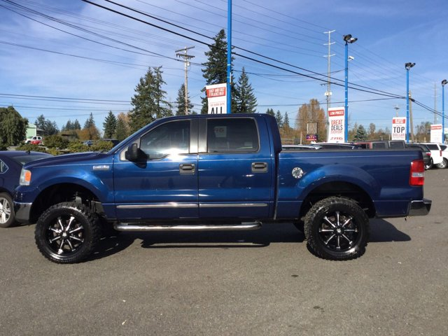 Used 2007 Ford F-150 2WD SuperCrew 139 XLT