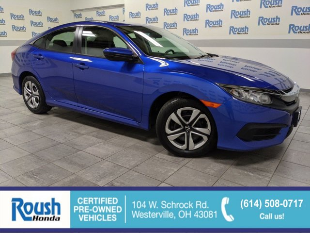 Used 2017 Honda Civic Sedan in Westerville, OH