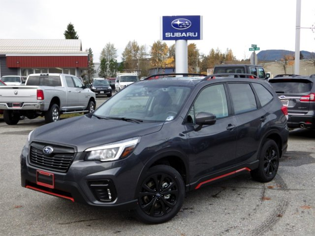 New 2020 Subaru Forester in Juneau, AK