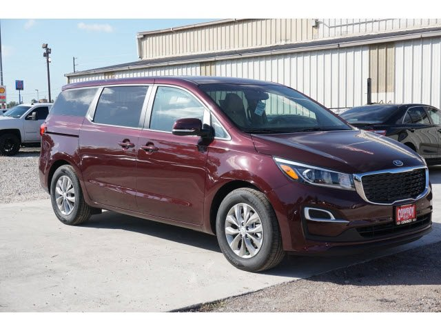 New 2020 KIA Sedona in Conroe, TX