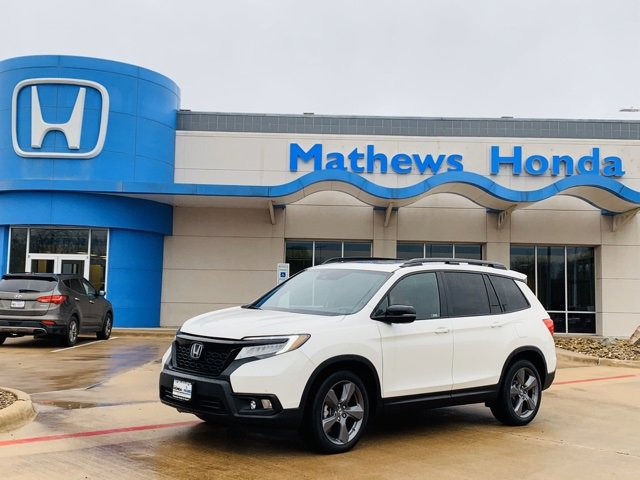 New 2019 Honda Passport in Paris, TX