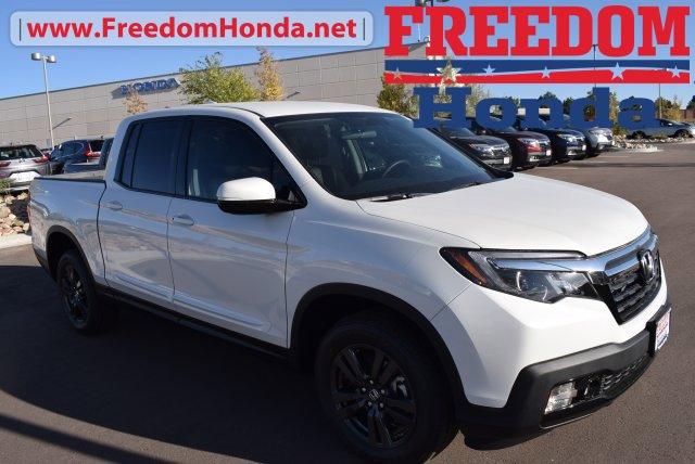 New 2019 Honda Ridgeline in Grand Junction, CO