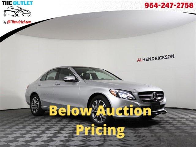 Used 2016 Mercedes-Benz C-Class in Coconut Creek, FL