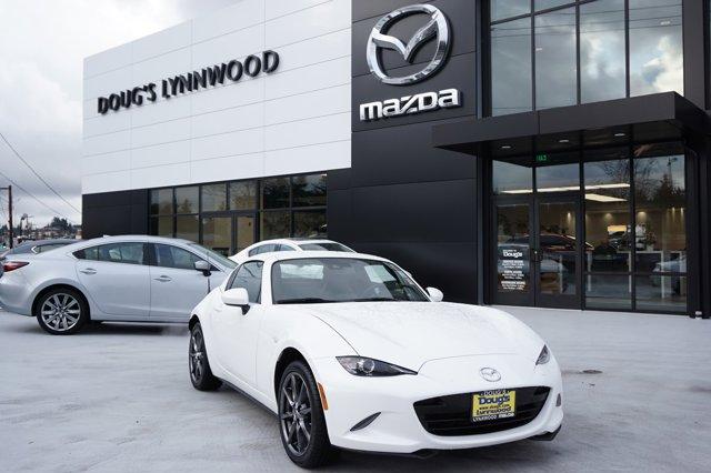 2019 Mazda MX-5 Miata RF Grand Touring