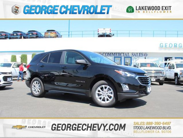2020 Chevrolet Equinox LS FWD 4dr LS w/1LS Turbocharged Gas I4 1.5L/92 [10]
