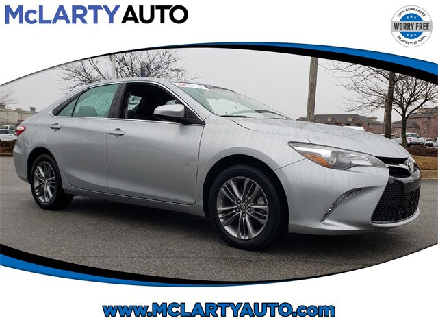 Used 2017 Toyota Camry in North Little Rock, AR