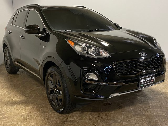 Used 2020 KIA Sportage in Cleveland, OH