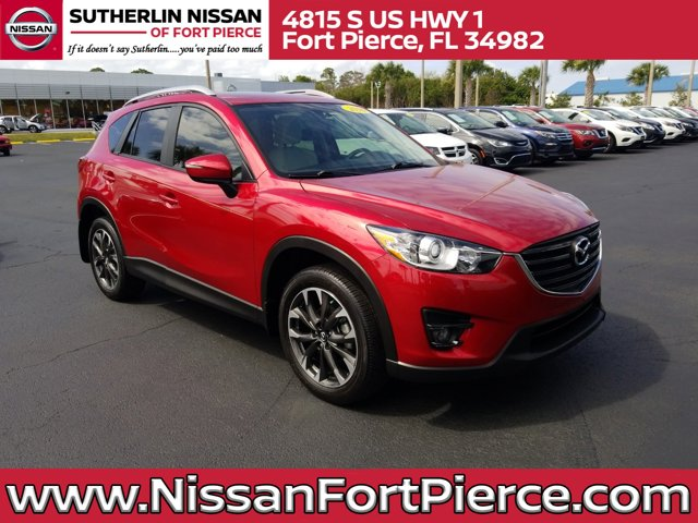 Used 2016 Mazda CX-5 in Fort Pierce, FL