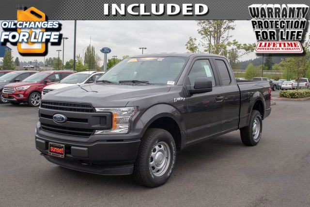 New 2019 Ford F-150 in Sumner, WA