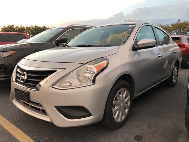 New 2018 Nissan Versa in Coconut Creek, FL