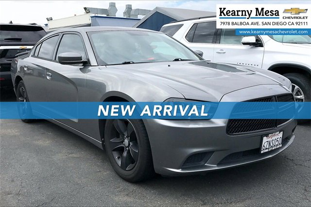 Used 2012 Dodge Charger in San Diego, CA