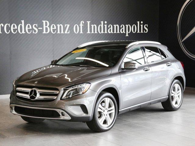 2015 Mercedes-Benz GLA-Class GLA 250 photo
