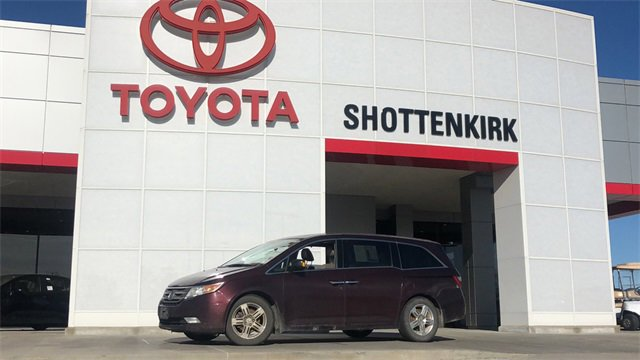 Used 2012 Honda Odyssey in Quincy, IL