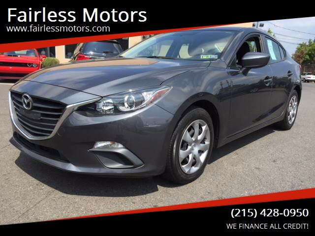 Used 2016 Mazda Mazda3 in Fairless Hills, PA