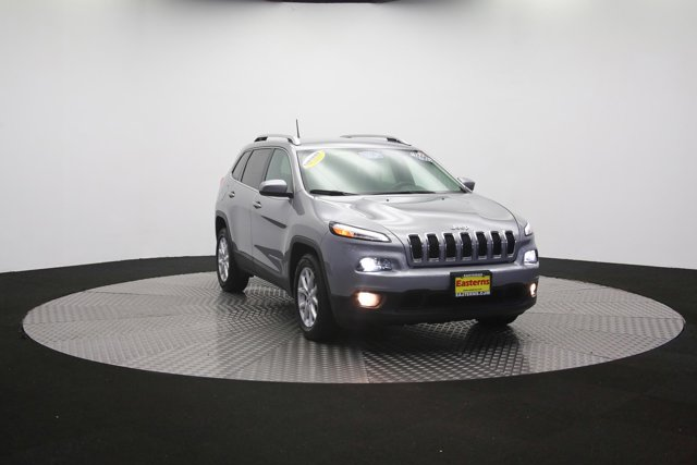 2017 Jeep Cherokee for sale 120138 58