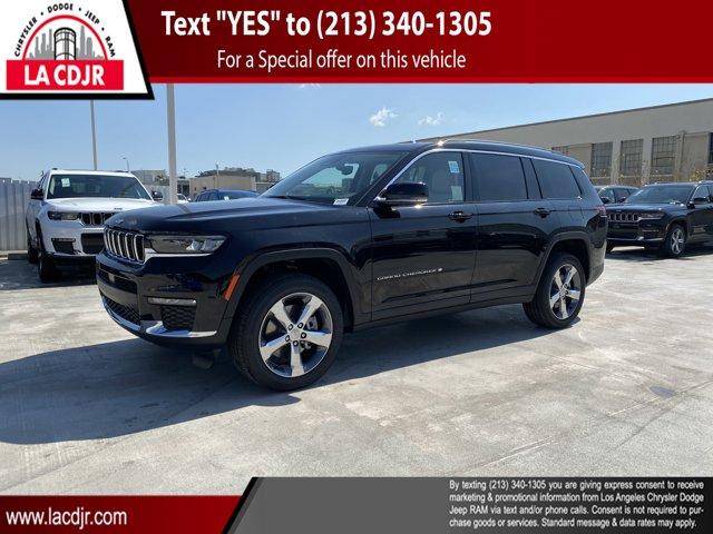 2021 Jeep Grand Cherokee L Limited Limited 4x2 Regular Unleaded V-6 3.6 L/220 [10]
