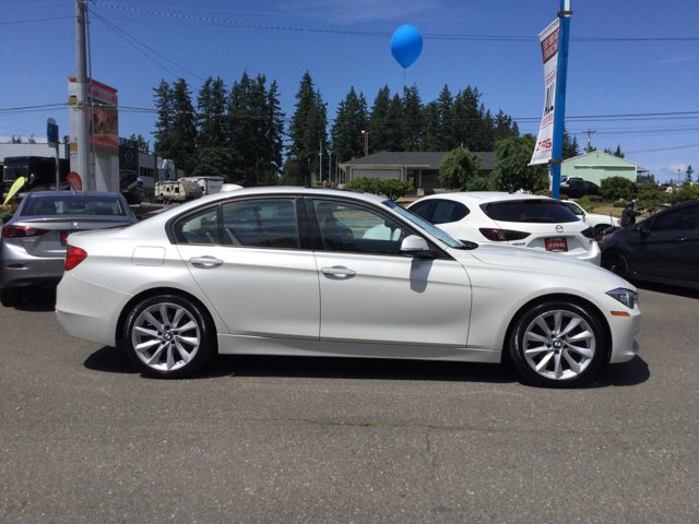 Used 2013 BMW 3 Series 4dr Sdn 328i RWD