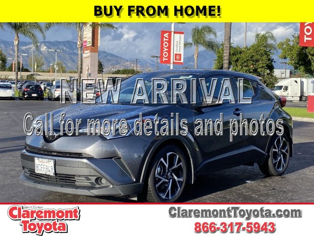 2018 Toyota C-HR XLE XLE FWD Regular Unleaded I-4 2.0 L/121 [13]