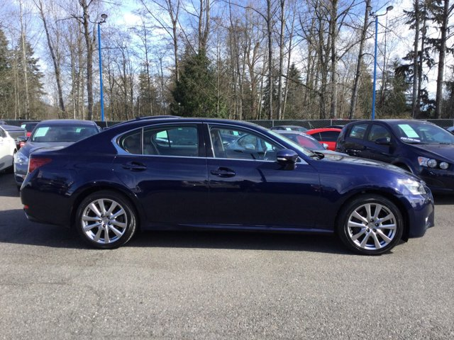 Used 2013 Lexus GS 350 4dr Sdn AWD