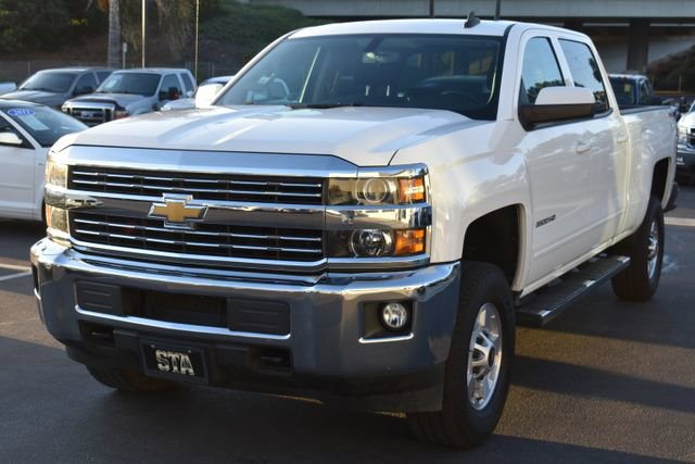 Used 2015 Chevrolet Silverado 2500HD Built After Aug 14 in Ventura, CA