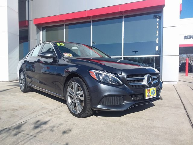 Used 2015 Mercedes-Benz C-Class in Lexington Park, MD