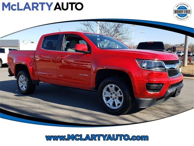 Used 2015 Chevrolet Colorado in North Little Rock, AR