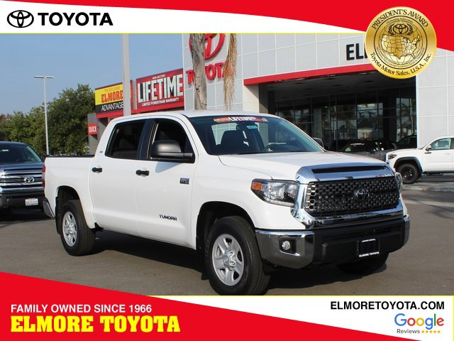 New 2020 Toyota Tundra in Westminster, CA