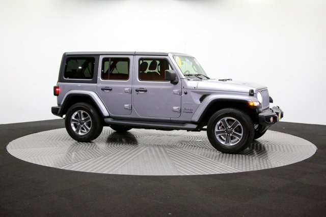 2019 Jeep Wrangler Unlimited for sale 124006 42