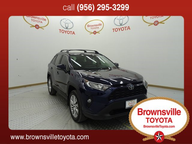 New 2020 Toyota RAV4 in Brownsville, TX