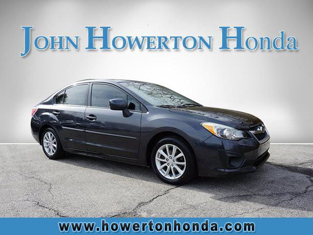 Used 2014 Subaru Impreza Sedan in Beckley, WV