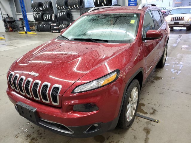 Used 2017 Jeep Cherokee in Fort Collins, CO